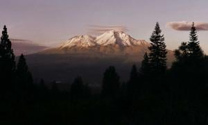 Mount Shasta. (Image credit copyright © Dustin Naef.)