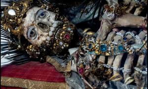 Jeweled Skeleton.