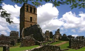 Catedral de Nuestra Señora de la Asunción, Panamá Viejo