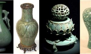 Celadon: Appreciating Pottery for its Aesthetic Value and Magical Qualities