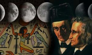 Deriv; Lunar phases, The Brothers Grimm and goddess Nut