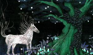Celtic Creation Myth – Eiocha and the one tree.