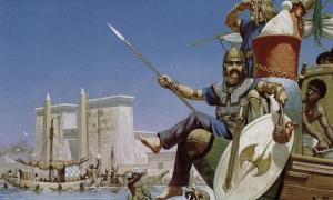 Celtic mercenaries in Egypt