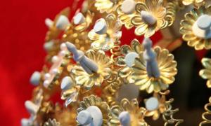 6th Century Crown of Chinese Empress Revealed for the First Time in its Full Glory
