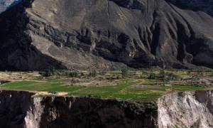 Ceremonial Site in Peru