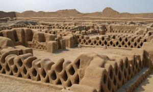 Chan Chan – The Largest Mud-Brick City in the World