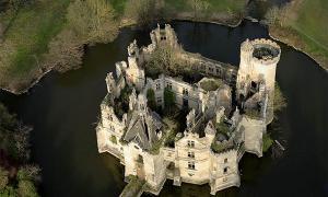 Saving the Forgotten Castle of Château de la Mothe-Chandeniers
