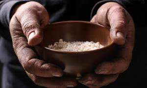 Suspects in Ancient India Forced to Chew Rice to Determine Their Guilt.