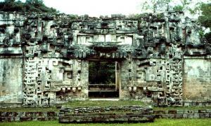 Chicanná: Enter the Maya House of the Serpent Mouth