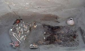 Graves Hinting at Child Sacrifice Found Near Temple Ruins in Peru