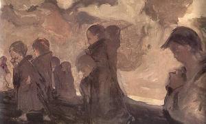 'Children's Crusader', 1905