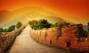 The famous Great Wall of China has an underground companion.