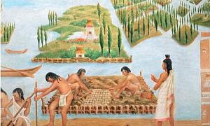Chinampas, The Floating Gardens of Mexico