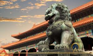 the forbidden city in Beijing (chungking/ adobe stock)