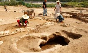 They newly discovered distillery in China. Source: Ecns.cn