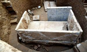 1,400-Year-Old Chinese Tomb Provides Clues to Sui Dynasty Culture