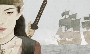 Ching Shih – from Prostitute to Infamous Female Pirate Lord