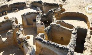 Ancient Christian Ruins with Biblical Inscriptions Discovered in Egypt