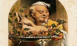 What Would You Have Eaten for Christmas in Medieval Times?