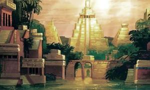 The Search for Cibola, the Seven Cities of Gold