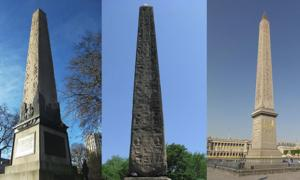 Cleopatra's Needle: The Story Behind the Obelisks