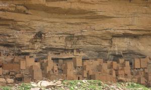 Cliff of Bandiagara