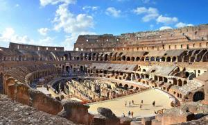 Colosseum Will Have a Floor For The First Time in 1500 Years!