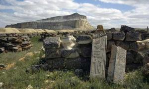 Mysterious 1,500-Year-Old Stone Complex Unearthed in Kazakhstan