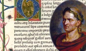 Julius Caesar by Peter Paul Rubens.