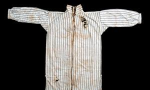 Convict Shirt, National Museum of Australia Ian Evans, Author provided