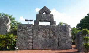 Megaliths of Coral Castle