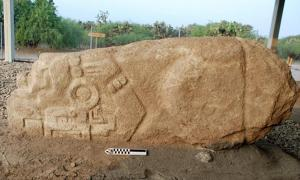 Discovery of Crocodile Carving Sheds Light on Political Rift Between Two Related Centers in Ancient Mexico