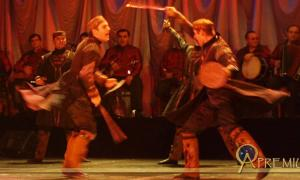 A Dance for Gods, Wars and Beauty: The History of the Elegant and Deadly Ancient Art of Sword Dancing