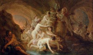 The Dangerous Danaids: Meet 49 of the Most Murderous Royals in Greek Myth