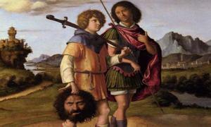 David and Jonathan.