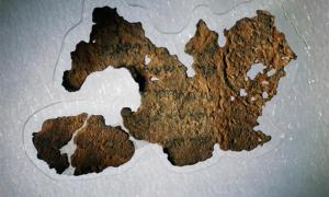 A new scientific investigation on the 16 purported Dead Sea Scroll fragments at the Museum of the Bible has confirmed that all are modern forgeries. Source: Photograph by Rebecca Hale, NGM staff