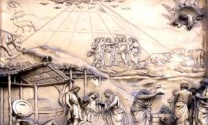 Dead Seas Scrolls Reveal that Noah's Ark Was Shaped Like a Pyramid