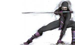 Deadly Female Ninja Assassins Used Deception and Disguise to Strike Their Target