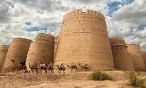 Derawar Fort: What Remains from a Once Thriving Desert Civilization?