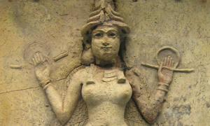 The Descent of Inanna into the Underworld: A 5,500-Year-Old Literary Masterpiece