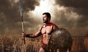 King Diomedes leader of the troops and unsung hero. Source: serhiibobyk / Adobe Stock.