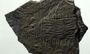 Recently Discovered Scratched Stone in Denmark Could be One of The Earliest Maps in History