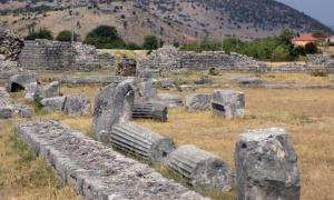 The ancient ruins of Doclea (Koester, L/ CC BY 2.0)