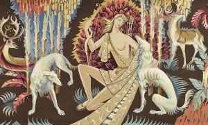 A Woman's Best Friend: The Herstory of Dog Domestication