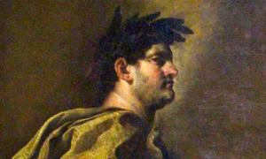 Emperor Domitian by Domenico Fetti. Musee du Louvre.