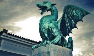 Zmaj and the Dragon Lore of Slavic Mythology