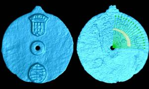 Earliest Known Marine Navigation Tool Revealed with Scanning Technology