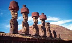 Easter Island Statues