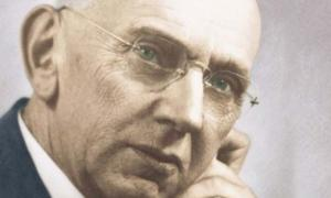 Edgar Cayce (Credit: Edgar Cayce's Association for Research and Enlightenment, Author provided)