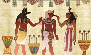 Could the Egyptian Ankh Symbol Be Spawned of the Viscera of Bulls?
